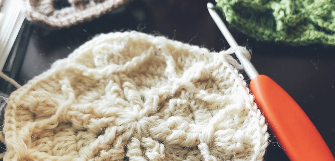かぎ針編みモチーフの会