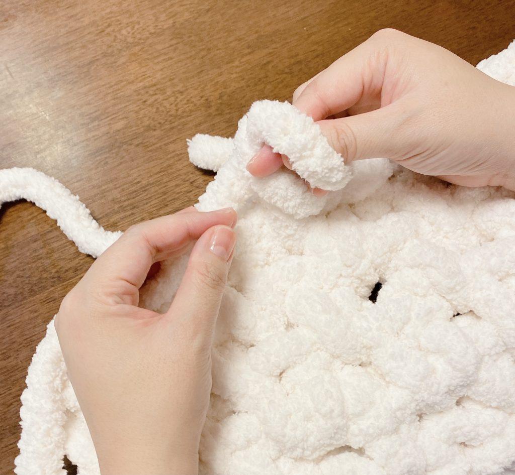 QueQue指編み