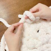 Queue指編み